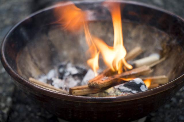 お盆のマナー1:迎え火