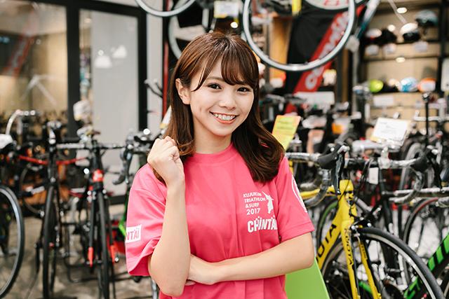 NMB48メンバーの磯ちゃんこと磯佳奈江さん