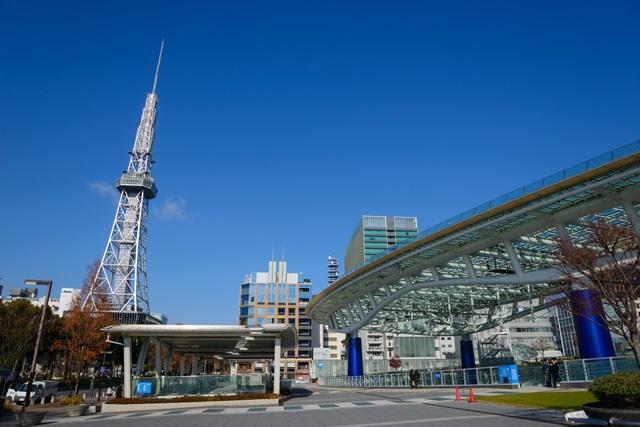 名古屋・栄駅周辺