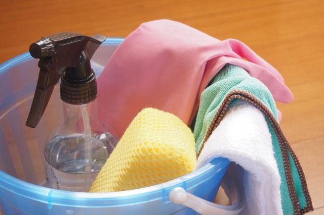 ルール化された同棲中の家事分担と掃除用具