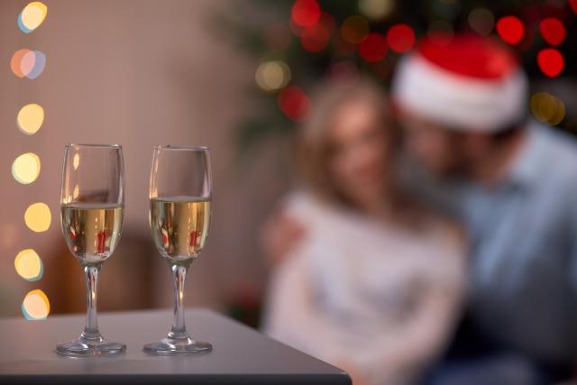 クリスマス家デートのイメージ
