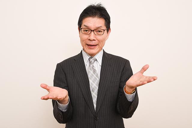 「原付がお得だ」という吉田さん