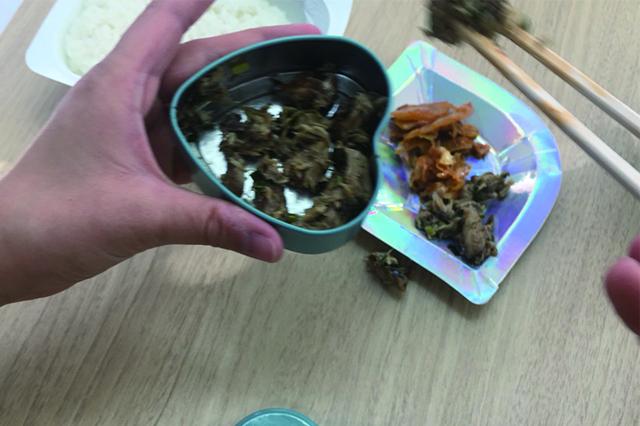 木村が作った変な食べ物