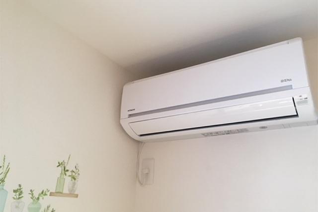 家賃に影響するエアコン