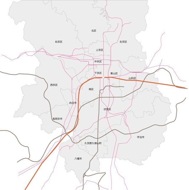 京都で一人暮らしを始めたい! 京都市内の住みやすいエリアや住環境 ...