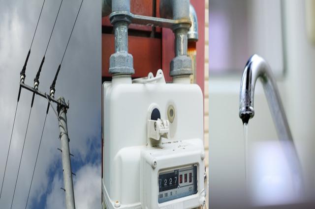 水道、ガス、電気料金などのライフライン