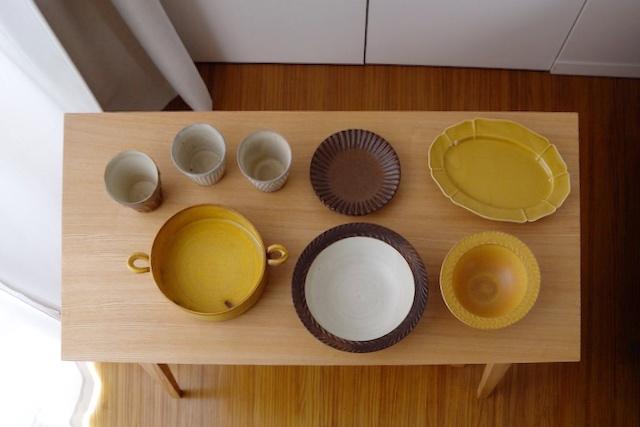 ミニマリスト・ともこさんの食器コレクション