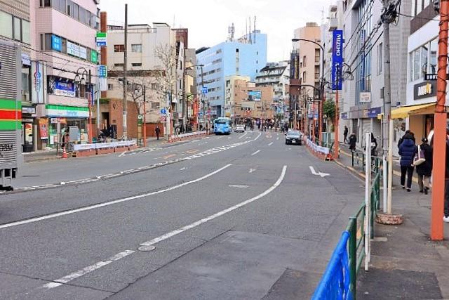 早稲田駅周辺