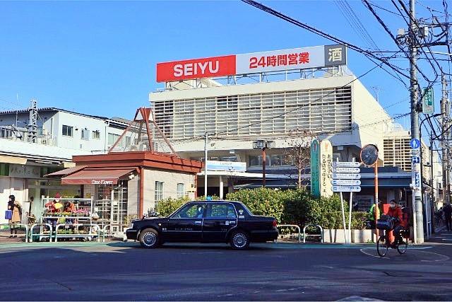 上石神井駅周辺