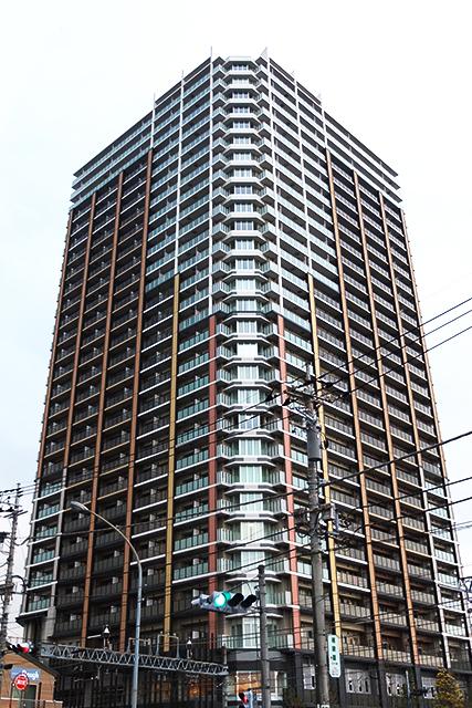 二俣川の高層マンション