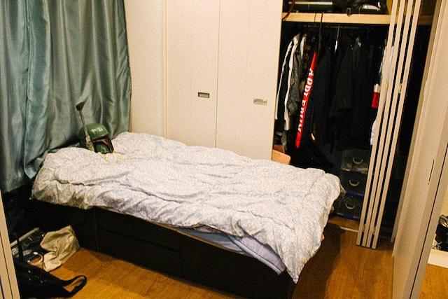 世田谷スクリーム主宰・O氏の寝室