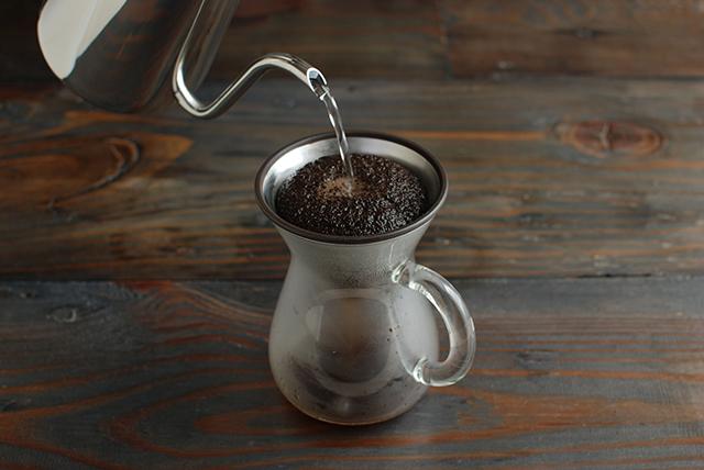 SLOW COFFEE STYLE コーヒーカラフェセット ステンレス 300ml KINTO