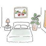 【風水鑑定家が伝授】子宝運アップ!寝室風水インテリア【二人暮らし向け】