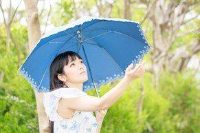 出番が多い梅雨の時期だから傘にこだわりたい。