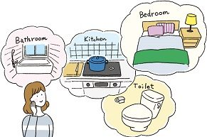 一人暮らしで体調を崩すのはつらいから…風水で健康運をアップさせよう!
