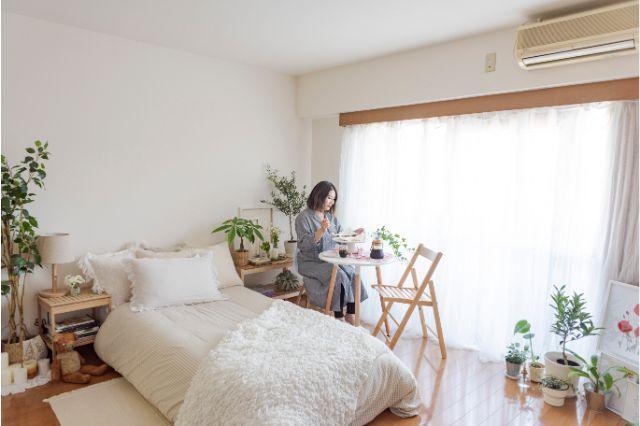 【一人暮らし×インテリア】インスタグラマーmariaさんのお部屋