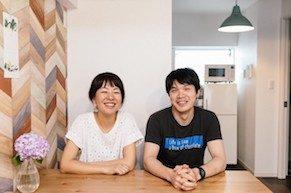田端で二人暮らしする夫婦