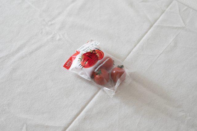 目の疲れに効果が期待できるコンビニ商品:トマト