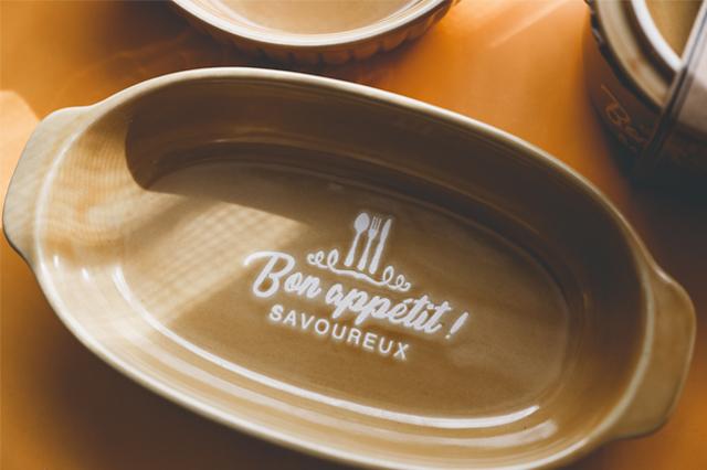 【3COINS(スリーコインズ)スタッフおすすめ】クリスマスパーティーに使えるアイテム グラタン皿