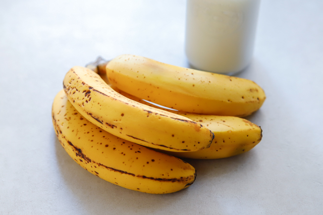 ジュース バナナ