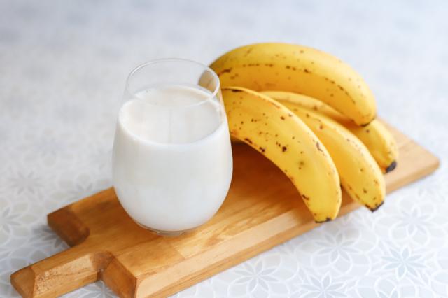 ミキサーなし バナナジュース
