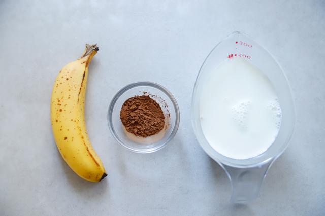 バナナ ジュース 効果
