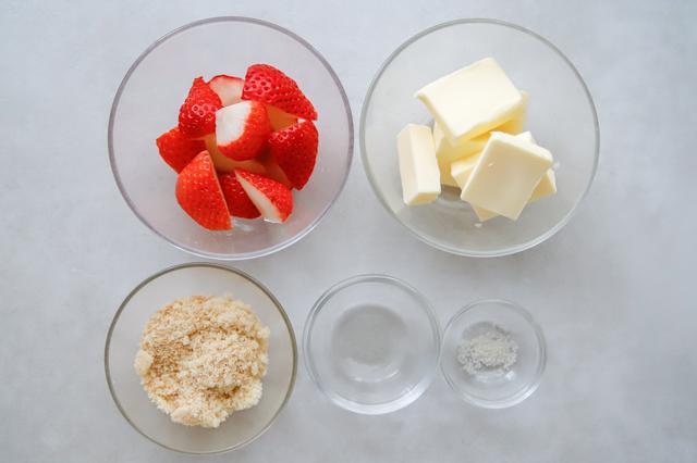 【レンジでOK】成城石井で売り切れ続出!幻の「いちごバター」のレシピ 作り方 再現