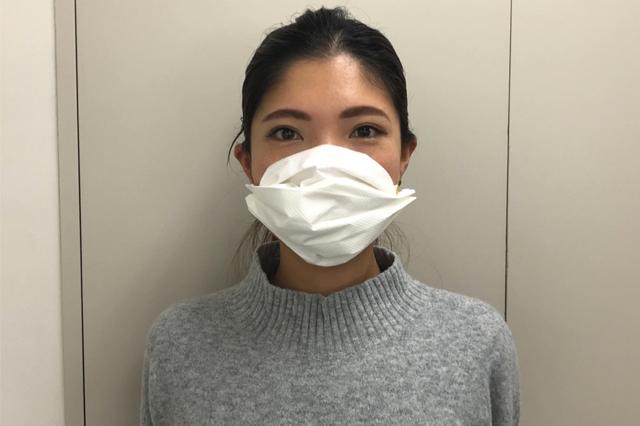 【医師監修】新型コロナウイルス・肺炎・風邪・インフルエンザ予防のマスクの作り方