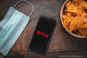 Netflixをおうちで楽しもう