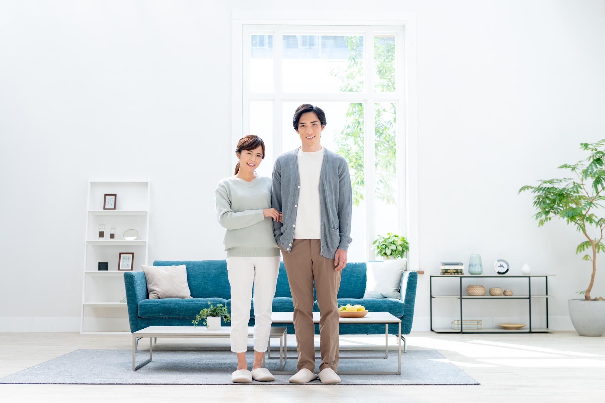 同棲カップルの家賃相場とは?二人の負担割合はどれくらい?