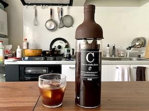 暑い夏にぴったり!HARIOのコールドブリューボトルでお家で簡単に美味しいコーヒーを入れよう