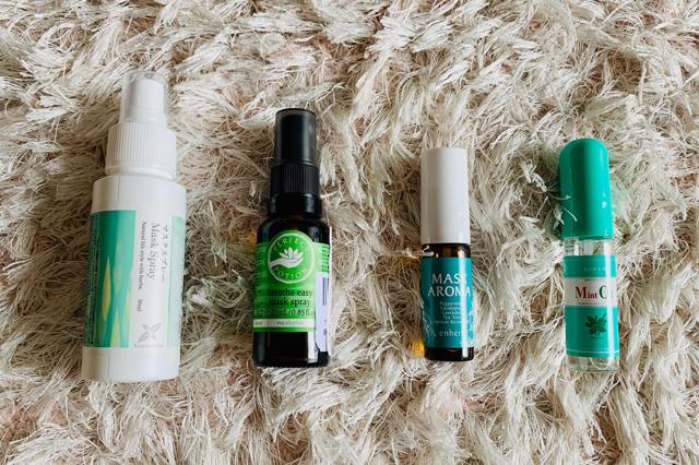 マスクの臭いをアロマで撃退!生活の木、ハッカ油などスプレー4種を美容ライターがレビュー マスクスプレー