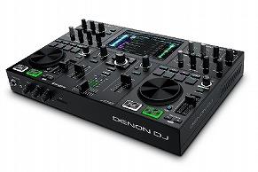 屋外でもOK! 充電式&Wi-Fi機能も搭載した最新DJコントローラー登場