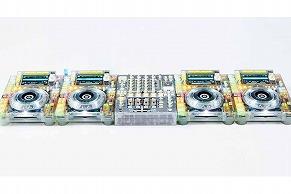 魅惑のCDJ&ミキサー誕生! Pioneer DJとデザイナーVirgil Ablohがコラボ