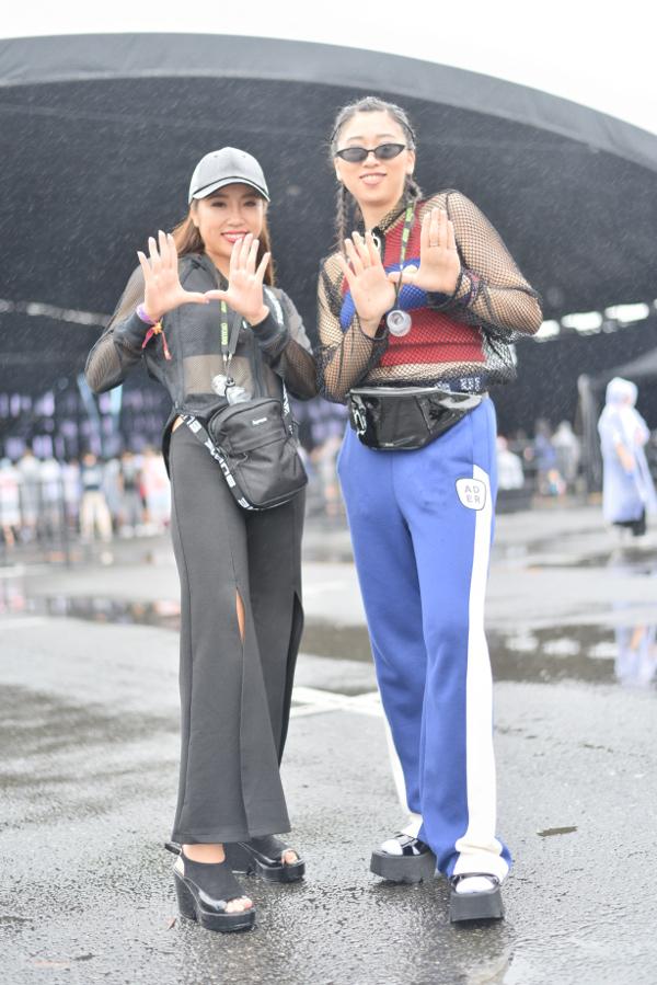 ULTRA JAPAN 2018を彩ったウルトラ・ガールたちのスナップ #3⑤
