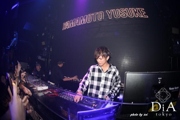 26日(金)には俳優をはじめマルチに活躍するYamamoto Yusukeが登場