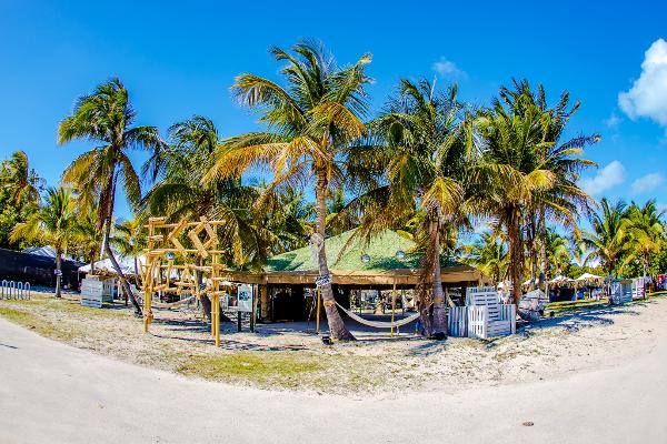 「Ultra Music Festival(UMF)」は砂浜や芝生などマイアミならではの自然たっぷりなロケーションが魅力