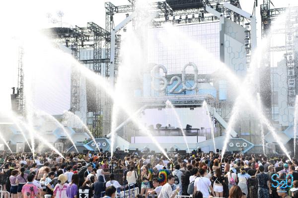「S2O JAPAN SONGKRAN MUSIC FESTIVAL」 7月13日(土)、14日(日)、15日(月・祝)@千葉・県立幕張海浜公園 S2O JAPAN特設会場
