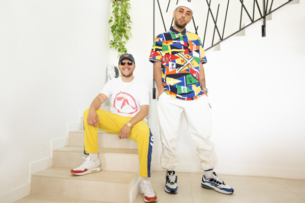 「EDGE HOUSE feat. AMINE EDGE&DANCE」