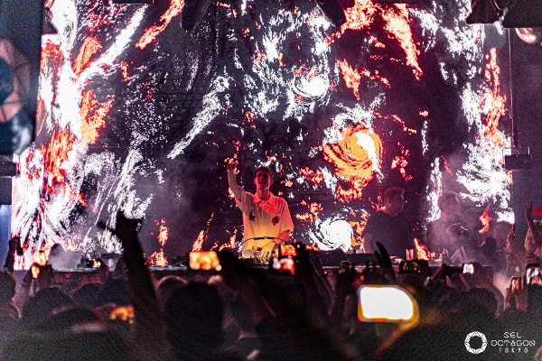 2020年2月29日(土)六本木SEL OCTAGON TOKYOに出演したLost Frequencies(ロスト・フリクエンシーズ)②