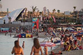 ネクストイビザとも言われるビーチパーティーの本場パグ島