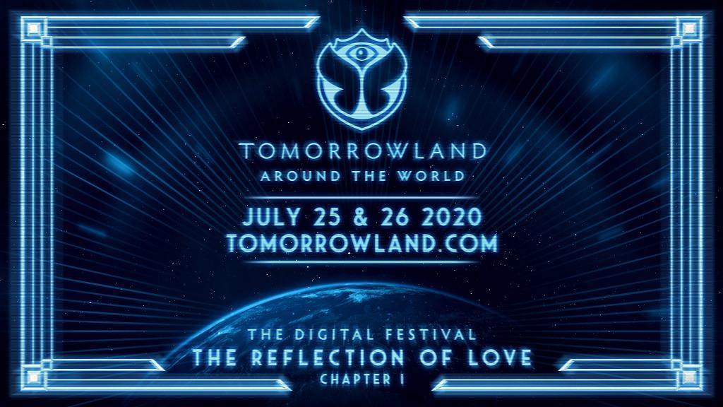 ベルギー初のビッグフェス「Tomorrowland」のデジタル版「Tomorrowland Around The World 2020」の開催が決定