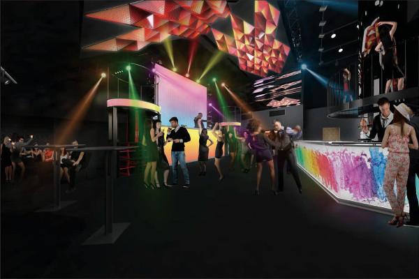 「DiA tokyo(ディアトウキョウ)」3Fにある世界レベルの遊び心を体現したクラブ「DiA tokyo(ディアトウキョウ)」