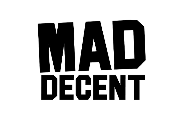 Diplo(ディプロ)の主催レーベル「MAD DECENT」のロゴ