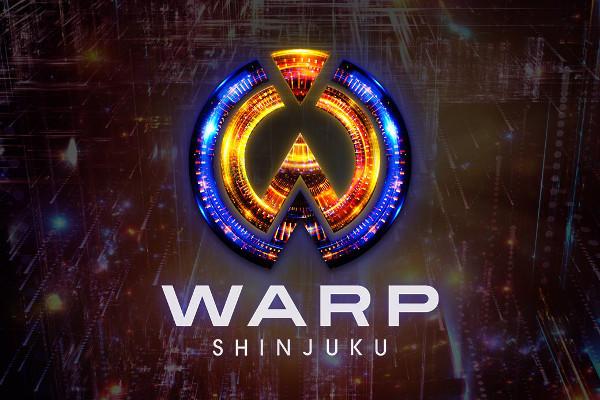 新宿・歌舞伎町に超未来型クラブWARP SHINJUKU、今秋オープン