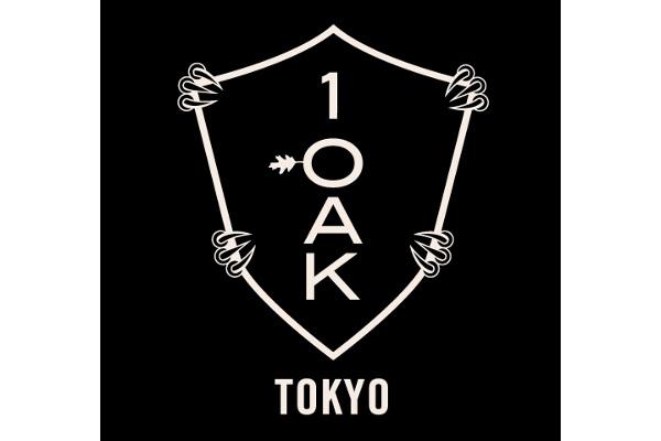 アジア初の出店となる「1 OAK TOKYO(ワンオーク・トウキョウ)」は8/25(金)に六本木にオープン