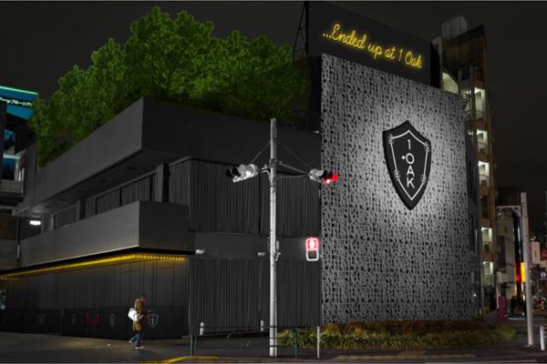 各支店の中でも最大規模の広さを誇る「1 OAK TOKYO(ワンオーク・トウキョウ)」が六本木に8/25(金)にオープン