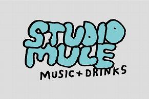 レーベルmule musiqが東京・渋谷にリスニングバー「studio mule」をオープン!