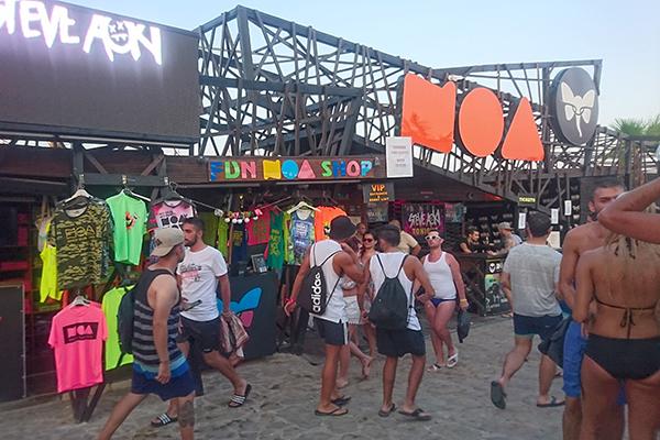DJ MAG世界クラブランキング14位の「NOA BEACH CLUB (ノア・ビーチ・クラブ)」
