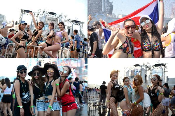水もしたたる水着女子がいっぱい…大盛り上がりのS2O JAPANスナップ!